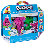 Bunchems Variety Pack, Activity Kit with 440 and 20 Accessories