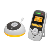 Motorola MBP161TIMER DECT babyphone 2 channels Multicolour