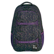 Herlitz be.bag be.explorer backpack School backpack Black, Violet Polyester