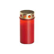 Balthasar 430101.000 wax candle Cylinder Red 1 pc(s)