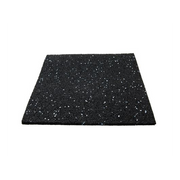 Zurrfix ARM 8 furniture floor protector mat Black Rubber