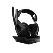 ASTRO Gaming A50 Wireless + Base Station - PS4/PC Headset Head-band Black