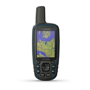 Garmin GPSMAP 64x GPS tracker Personal 8 GB Black, Green