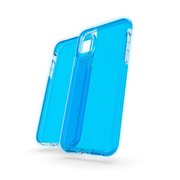 """GEAR4 Crystal Palace Neon mobile phone case 16.5 cm (6.5"""") Cover Blue"""