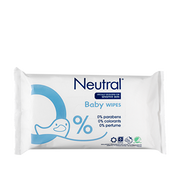 Neutral 0% baby wipes 1 pc(s)