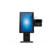 """Elo Touch Solution E796783 signage display mount 55.9 cm (22"""") Black, Silver"""