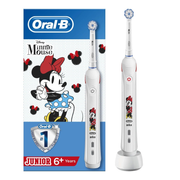 Oral-B Pro2 Junior Minnie Child Rotating-oscillating toothbrush White