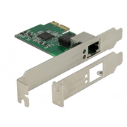 DeLOCK 89531, Internal, Wired, PCI Express, Ethernet, 1000 Mbit/s