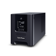 CyberPower PR3000ELCDSXL uninterruptible power supply (UPS) Line-Interactive 3000 VA 2700 W 9 AC outlet(s)