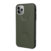"""Urban Armor Gear 11172D117272 mobile phone case 16.5 cm (6.5"""") Cover Olive"""