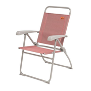 Easy Camp Spica, 100 kg, Camping chair, 2 leg(s), 4.1 kg, PVC, Polyester, Coral