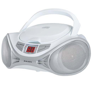 New Majestic AH-1262R AX Personal CD player Silver, White