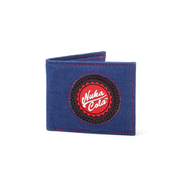 DIFUZED Fallout - Nuka Cola Bottle Cap Bifold wallet Unisex Polyester Blue, Red