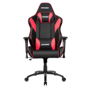 AKRacing LX PLus PC gaming chair Upholstered padded seat Black, Red