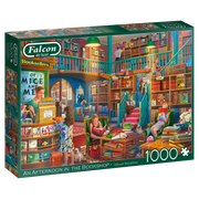 Falcon de luxe An Afternoon in the Bookshop 1000 pieces