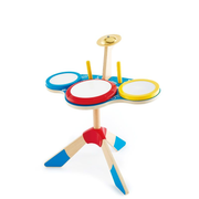 Hape Toys DRUM AND CYMBAL SET