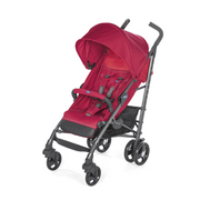 Chicco 06079596850000 baby carriage Jogging stroller 1 seat(s) Red