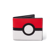 DIFUZED Pokémon - Pokeball Bifold wallet Unisex Red, White