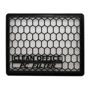 Clean Office PC-FILTER, Universal, Dust filter, Black, White, 110 mm, 135 mm