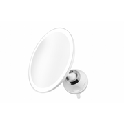 Medisana CM 850 makeup mirror Suction cup Round White