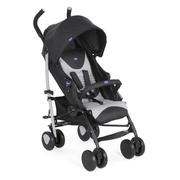 Chicco 00079431850000 baby carriage Traditional stroller 1 seat(s) Black, Grey