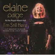 Cherry Red Records I'm Still Here: Live At The Royal Albert Hall (CD/DVD) DVD/CD