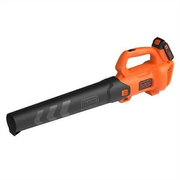 Black & Decker BCBL200L, Handheld blower, 18 W, 145 km/h, Black,Orange, Blowing, 81.5 dB