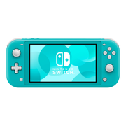 "Nintendo Switch Lite portable game console 14 cm (5.5"") 32 GB Touchscreen Wi-Fi Turquoise"