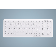 Active Key AK-C7000 keyboard USB + PS/2 White