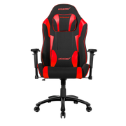 AKRacing EX-Wide Special Edition PC gaming chair Upholstered padded seat Black, Red