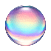 PopSockets Rainbow Gloss Passive holder E-book reader, Mobile phone/Smartphone, Tablet/UMPC Multicolour