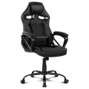 DRIFT DR50 PC gaming chair Upholstered padded seat Black