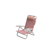 Easy Camp 420036 camping chair Camping lounger 3 leg(s) Coral, Red