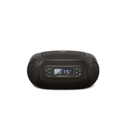Energy Sistem Boombox 3 Tragbarer CD-Player Schwarz