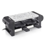 Tristar RA-2948 raclette grill 2 person(s) Black, Grey