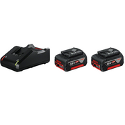 Bosch 1 600 A01 9S0 cordless tool battery / charger Battery & charger set