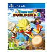 Square Enix Dragon Quest: Builders 2, PS4 Standard PlayStation 4