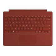 Microsoft Surface Pro Signature Type Cover Red Microsoft Cover port Swiss