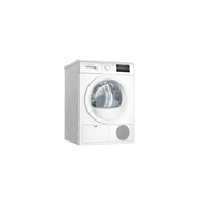 Bosch Serie 6 WTG86402 tumble dryer Freestanding Front-load 9 kg B White