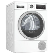 Bosch Serie 8 WTX87M40 tumble dryer Freestanding Front-load 8 kg A+++ White