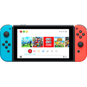 "Nintendo Switch V2 2019 portable game console 15.8 cm (6.2"") 32 GB Wi-Fi Black, Blue, Red"