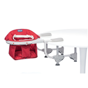 Chicco 07079496300000 high chair Hook-on high chair Padded seat Red