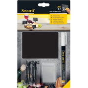 Securit TAG-A7-WT whiteboard 105 x 74 mm