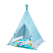 BabyMoov B038000 baby shade tent Polyester Blue