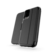 """GEAR4 D3O Oxford Eco for iPhone 11 6.1"""" 2019 (Black)"""