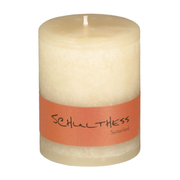 Schulthess Kerzenhandwerk Chamois wax candle Cylinder Ivory 1 pc(s)