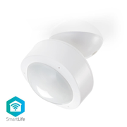 Nedis WIFISM10WT motion detector Infrared sensor Wired & Wireless Ceiling/wall White
