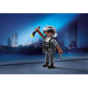 Playmobil Playmo-Friends Tactical Unit Officer