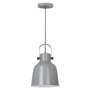 Activejet AJE-LOLY GREY 1P ceiling lamp