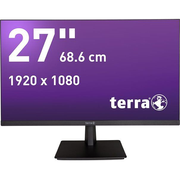 "Wortmann AG TERRA 2763W GREENLINE PLUS 68.6 cm (27"") 1920 x 1080 pixels Full HD LED Black"